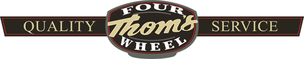 Thom's Four Wheel Drive and Auto Service, Inc.  logo